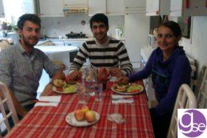 принимающая семья на Мальте