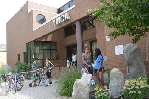 Фитнес-центр для студентов International Language Academy